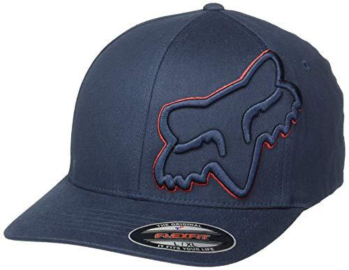 Fox Herren Episcope Flexfit Mütze, Herren, Baseball Cap, EPISCOPE Flexfit HAT, Midnight, Small-Medium