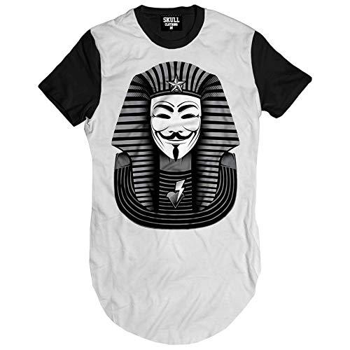 Camiseta Longline Faraó Vendetta (P)