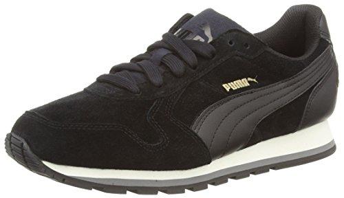 Puma St Runner SD, Zapatillas Unisex Adulto, Negro (Black 01), 38 EU