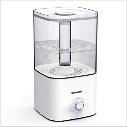 加湿器 卓上 除菌 超音波式加湿器 大容量 5.5l乾燥対策 静音 省エネ 空焚き防止