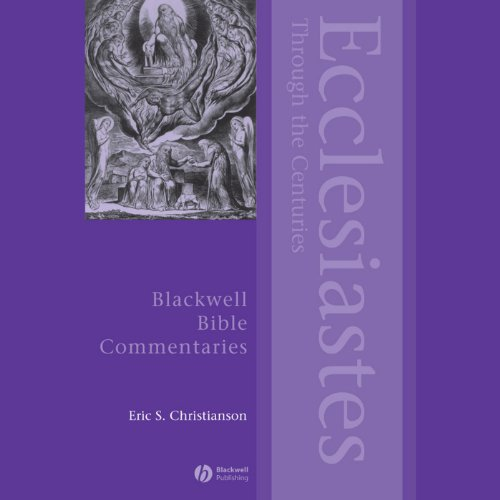 Ecclesiastes Through the Centuries audiobook cover art