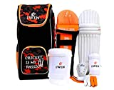 IWIN REGULARKIT PVC Cricket Kit (Orange)