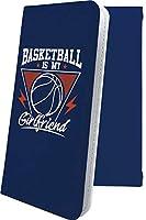 スマートフォンケース・iPhone6s Plus・互換 ケース 手帳型 バスケ バスケット バスケットボール ボール スポーツ デザイン イラスト アイフォン プラス アイフォン6s・互換 ケース 手帳型スマートフォンケース・ユニーク おもしろ おもしろスマートフォンケース・iphone 6s 6splus かっこいい [E6u35625Q4M]