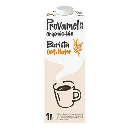 Provamel - Barista Bio Haferdrink - 1 l - 8er Pack
