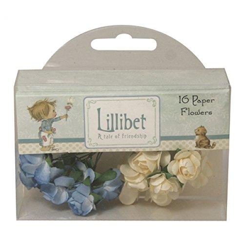 Trimcraft Lillibet Fleurs de Papier