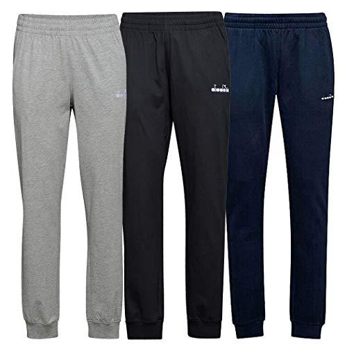 Diadora - Pantalone Sportivo Cuff Pants Core Light per Uomo (EU L)