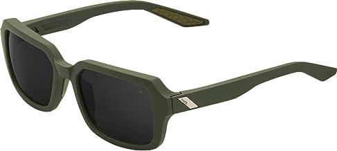 100% GAFAS Ridely-Soft Tact Army Green Mirror bril, volwassenen, uniseks, zwart (meerkleurig), eenheidsmaat