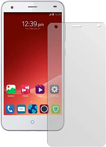 dipos I 2X Schutzfolie matt kompatibel mit ZTE Blade S6 Folie Bildschirmschutzfolie