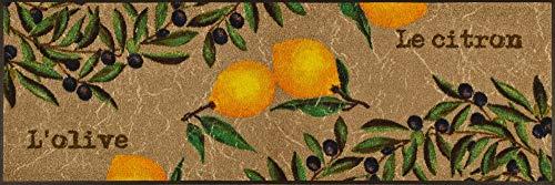 Wash + Dry Fußmatte Le Citron 60x180 cm