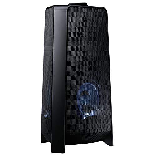 Samsung Sound Tower Lautsprecher MX-T50, Bluetooth, 2.0-Kanal-System, Bass Booster, Karaoke-Modus - 2