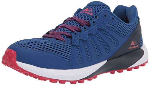 Columbia mens Columbia Montrail F.k.t. Sneaker, Royal/Red Lily, 10.5 US