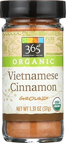 365 Everyday Value, Organic Ground Vietnamese Cinnamon, 1.31 oz