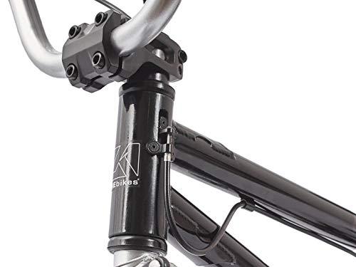 KHE BMX Fahrrad Arsenic CS 18 Zoll schwarz Affix 360° Rotor nur 10,1kg - 6
