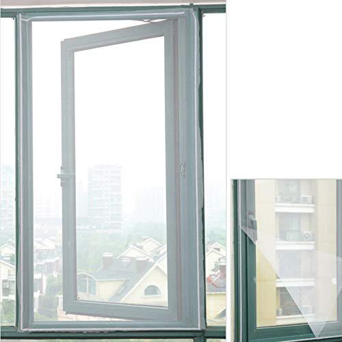 NUOBESTY 1pc zanzariera zanzariera zanzariera invisibile zanzariera protezione zanzariera zanzariera zanzariera per finestra home office