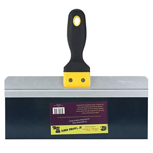 Bates- Taping Knife, 12 Inch, Drywall Taping Knife, Dry Wall Knife, Mudding Knife, 12 Inch Putty Knife, Drywall Joint Knife, Finishing Knife, Tape Knife, Drywall Tools Knife, Drywall Mud Knife