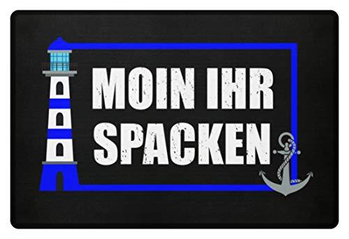 Moin uw Spacken Noordzee Norden - deurmat