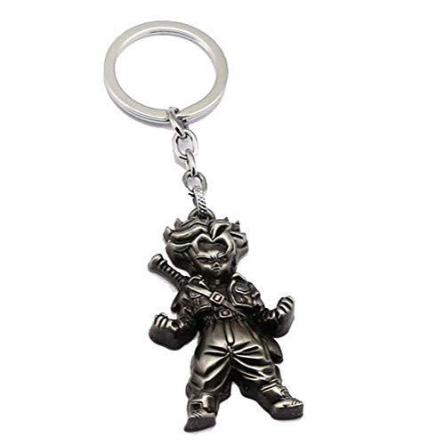 Etruke Anime Dragon Ball Goku Sayajins Vegeta Picollo Daimao Porte-clés Cosplay Cadeau (16)