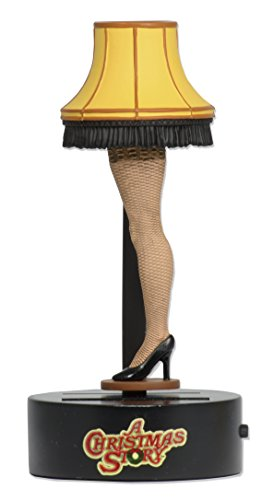 Christmas Story: Body Knocker - Leg Lamp