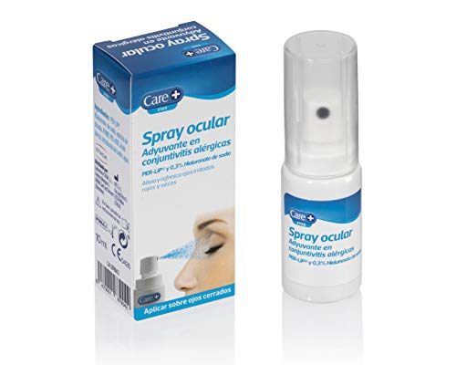 Care + Spray Ocular - alivio para ojos irritados, secos y rojos - 10ml