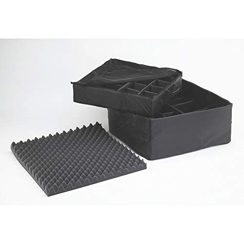 Pelican Padded Divider Set for the 1610 Case, Single Layer