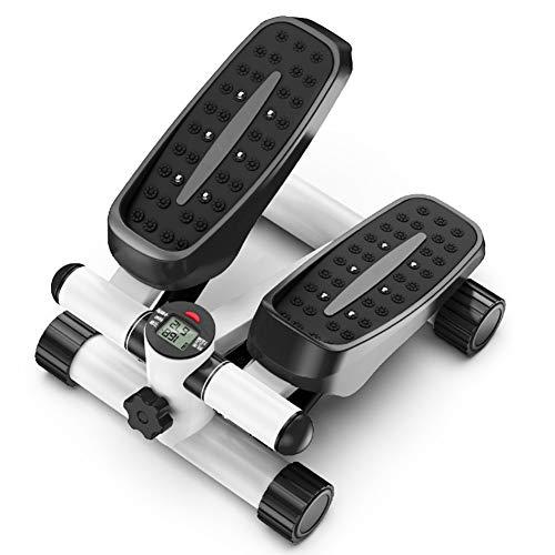CYYY Swing Stepper, Up-Down-Stepper, per Fitness e Aerobica, Home Trainer per Addome, Gambe, Glutei, Fitness Stepper per casa e Ufficio