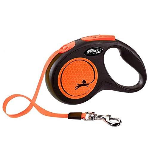 flexi Rollleine New Comfort - Orange - S Multi