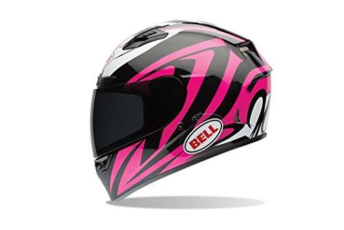 Bell Qualifier DLX Impulse Pink Helmet (XL)