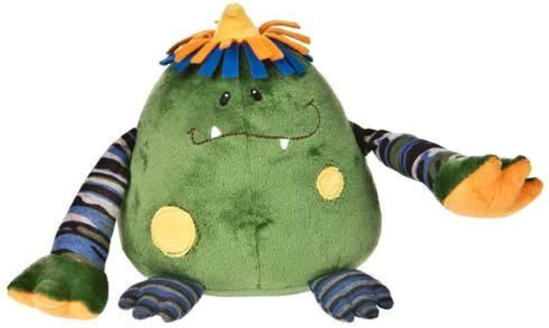 Mary Meyer Thugz Big Green 7  Plush Toy by Mary Meyer