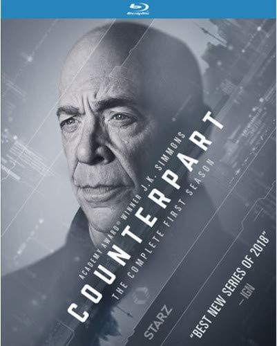 Counterpart: Season 1 (3 Blu-Ray) [Edizione: Stati Uniti]...