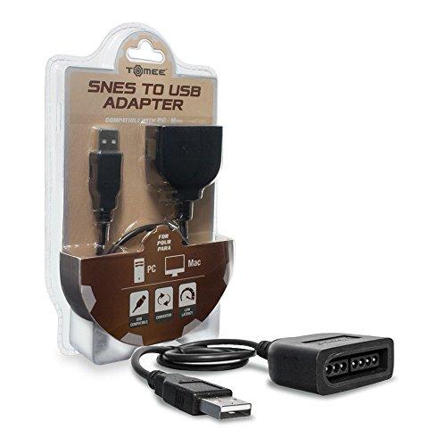 Adaptador USB para utilizar el controlador de Super Nintendo SNES en PC