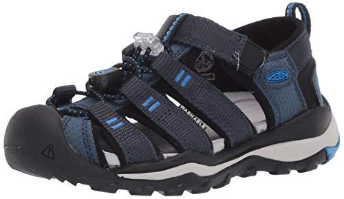 KEEN Newport NEO H2 Sandale, blau, 10 US Unisex Little Kid