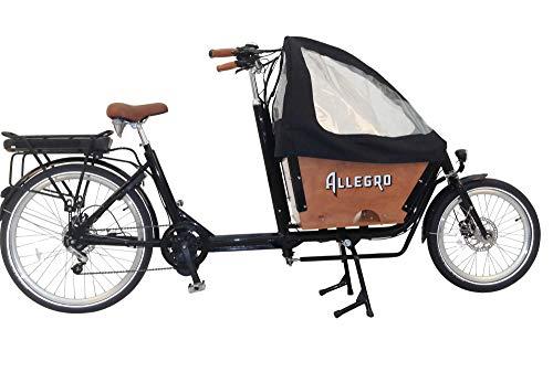 E-Bike Lastenfahrrad Allegro E-Cargo Transport Bild 3*