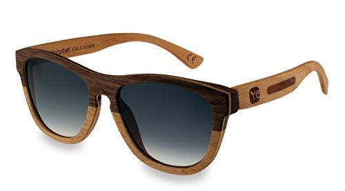 Gafas de sol de madera Overseer Swing