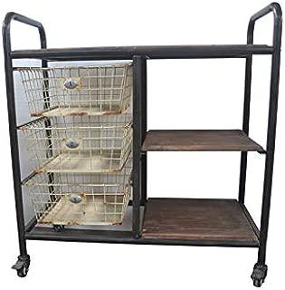 Pemberly Row Olivia Bar Cart