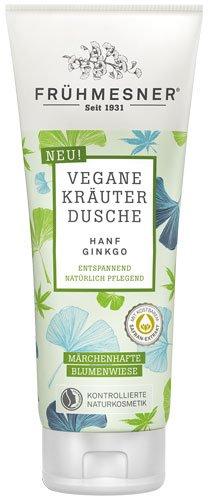 Frühmesner 6X Hanf-Ginkgo, vegane Kräuterdusche - 200ml