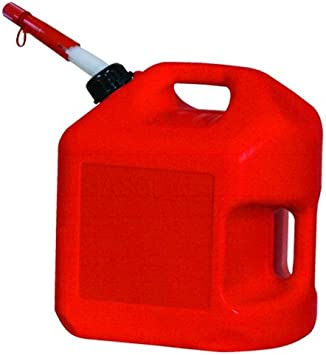 Midwest Model 5600 - 5 Gallon Spill Proof Gas Can: image