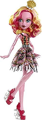 Monster High - Muñeca Gooliope Jellington...