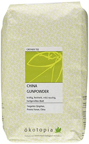 Ökotopia China Gunpowder, 1er Pack (1 x 500 g)