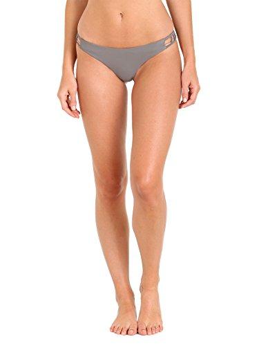 ISSA DE MAR Hina Bikini Bottom Grey Stone