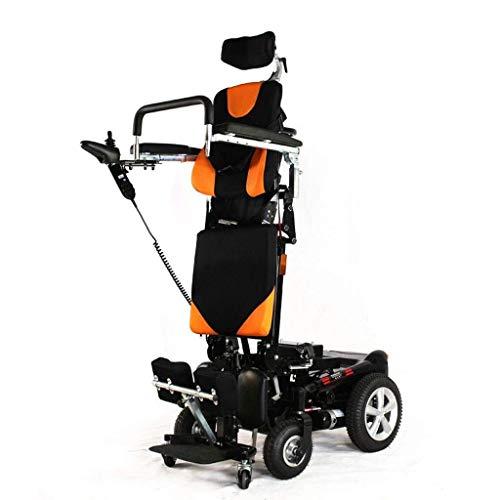 silla de ruedas Las personas mayores con discapacidades pueden ser colocados arriba y abajo de la silla de ruedas eléctrica, la silla de ruedas eléctrica de stand-up