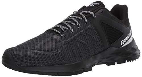 Reebok Herren Astroride Trail 2.0 Walking-Schuh, Black White Black, 40 EU