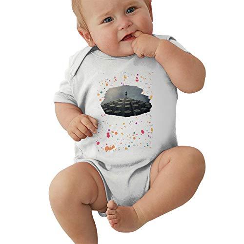 Neugeborener Bodysuit Strampler Imagine Dragons Night Visions Kurzarm Shirt Schlafanzüge Niedlich Baby Mädchen Junge Sommer Kleidung