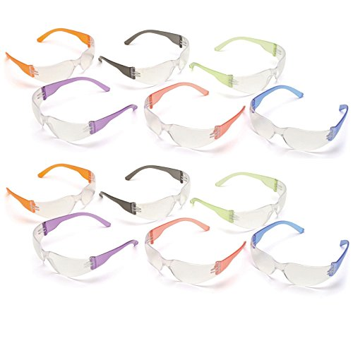 12pak Safety Glasses for Nerf Gun Kids Party