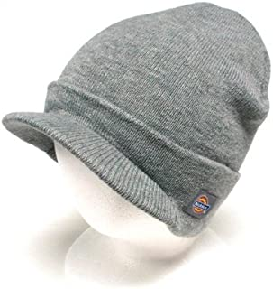 Dickies Men's Jeep Radar Knit Hat Grey One Size
