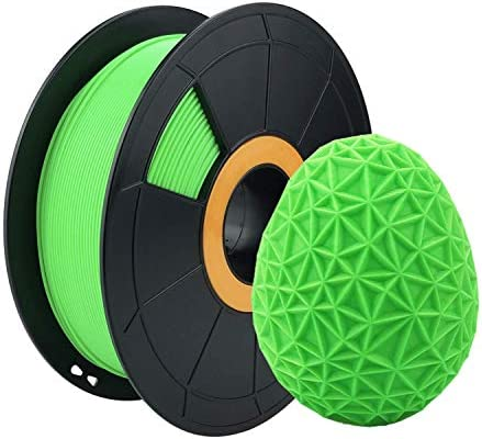 ZIRO PLA Filament 1 75mm 3D Printer Filament PLA Fluorescence Series 1 75 1KG 2 2lbs Dimensional product image