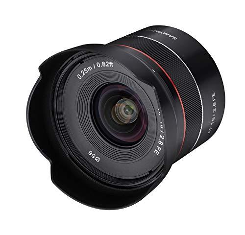 Samyang AF 18mm F2.8 Weitwinkel-Autofokus Vollbild-Objektiv für Sony E Mount