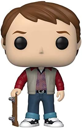 Funko Pop Movies Back to The Future Marty 1955 product image