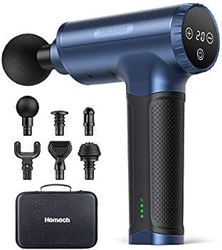 Homech Deep Tissue Massage Gun with High-Torque Motor
