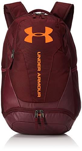Under Armour Mens & Womens Hustle Water Resistant Backpack Bag