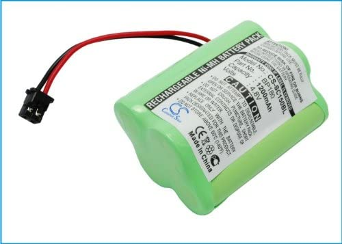 GAXI Battery for Sportcat SC140, SC140B, SC150, SC150B, SC150Y Replacement for Sportcat Barcode Scanner Battery